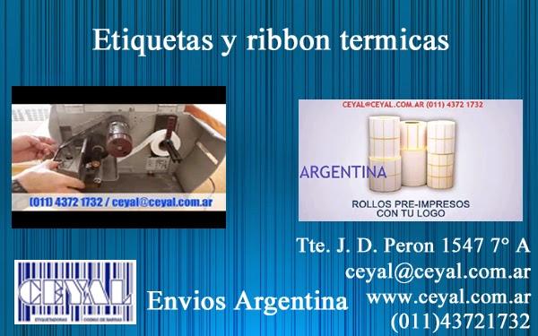 rio negro etiquetas termicas argentina