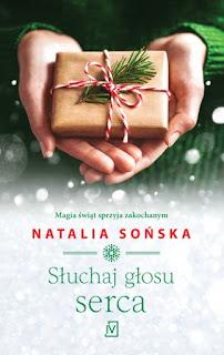 """Słuchaj głosu serca"" Natalia Sońska"