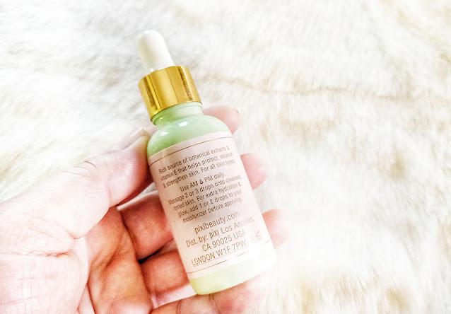 Pixi Skintreats Rose Oil Blend, slincare review, skincare blog, pixi beauty, pixi beauty in pakistan, top skincare blog, skincare for dry skin, Face Oil, Rose oil