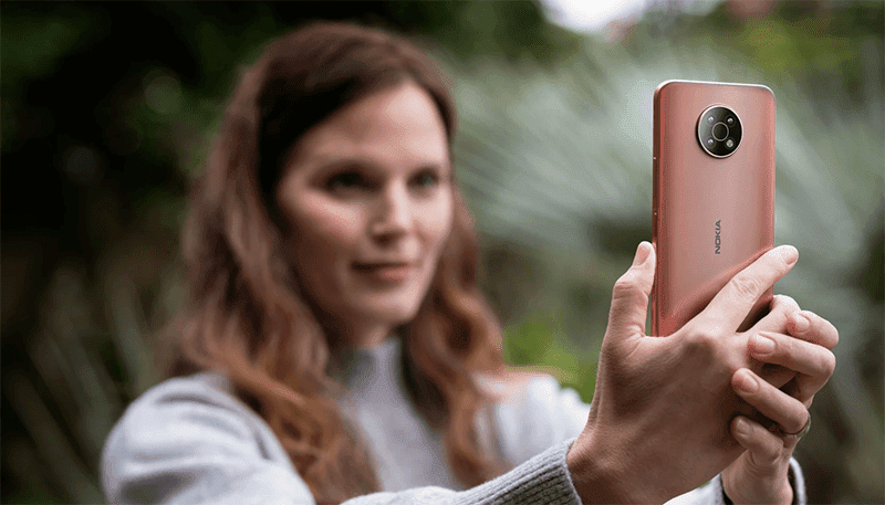 Nokia G50 is the company's newest affordable 5G phone with a 48MP main cam