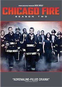 Chicago Fire Temporada 2 720p Español Latino