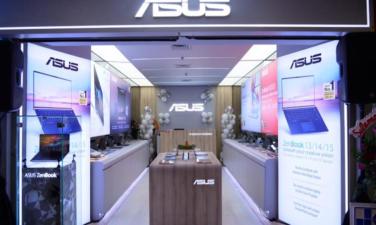 ASUS Hadirkan Zenbook Store Pertama di Indonesia