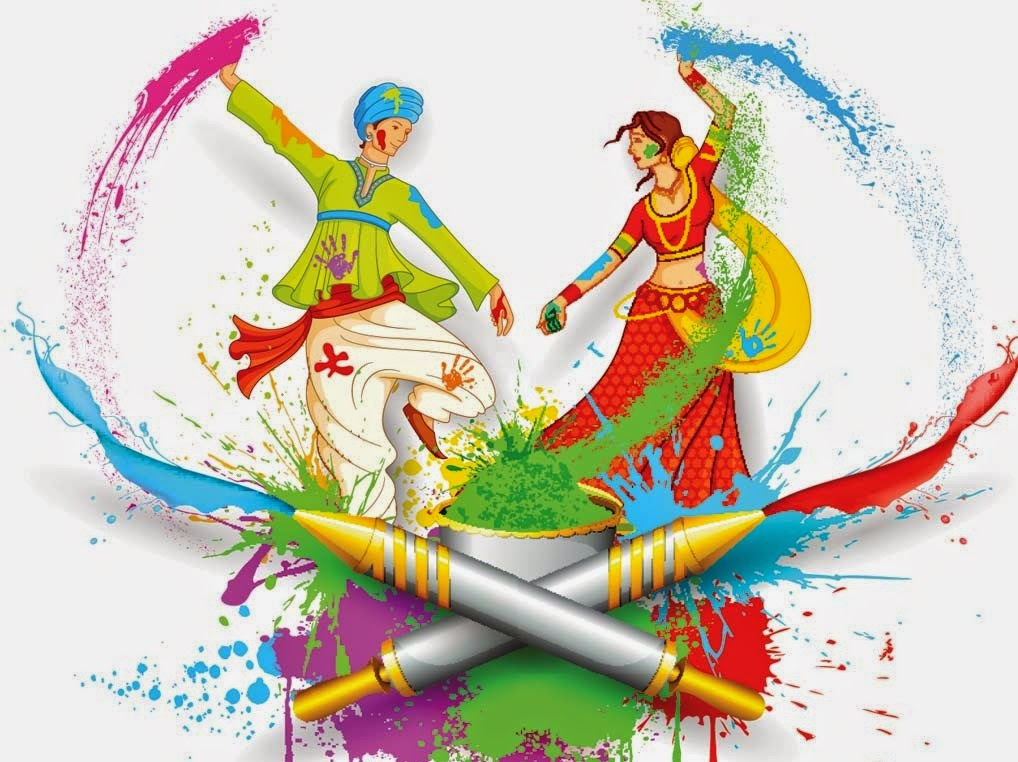 Holi greetings fo rwhatsup
