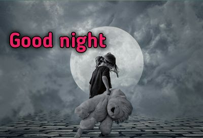 good night messages in telugu images