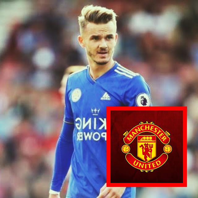 EPL: James Maddison Interested In Manchester United