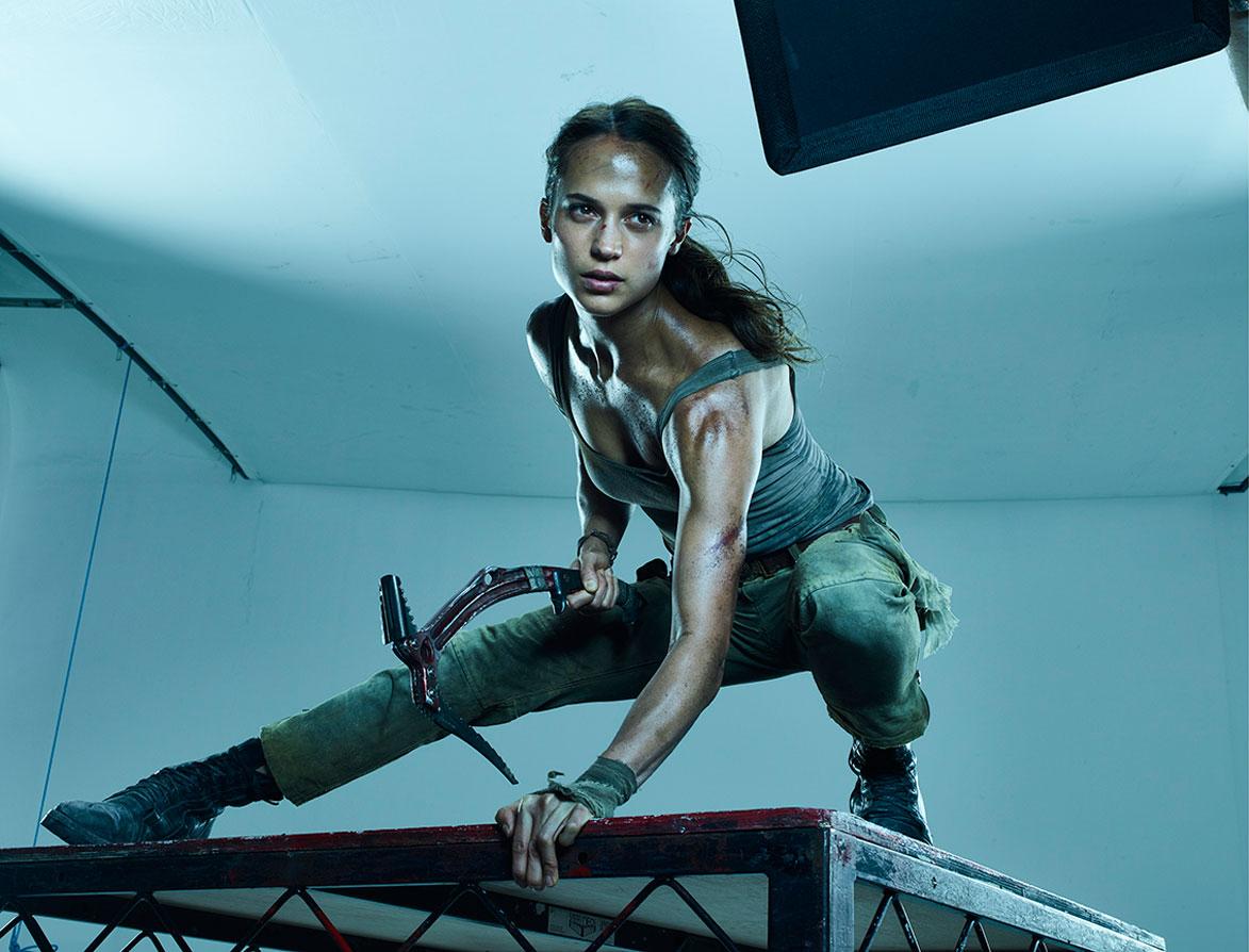 Maxraider Tomb Raider Film Sequel Nabs Director Release Date