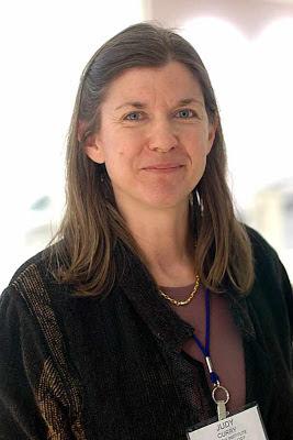 Judith A. Curry, chefe do Departamento  de Ciências Climáticas do Georgia Tech