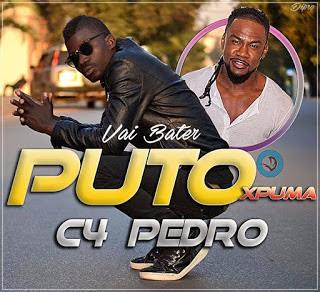 Puto Xpuma Feat. C4 Pedro - Vai Bater ( 2018 ) ( DOWNLOAD )