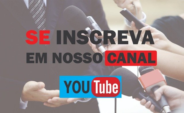 O Blog do Lauro possui um canal no youtube com conteúdo exclusivo para a comunidade assisense. Para não perder nenhuma novidade, inscreva-se no nosso canal e acompanhe nosso conteúdo.
