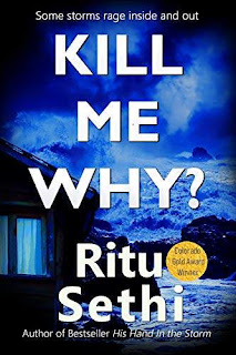 Kill Me Why? - A detective murder mystery and suspense book promotion services Ritu Sethi