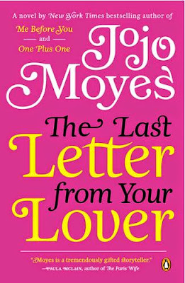 The Last Letter from Your Lover by Jojo Moyes - book cover