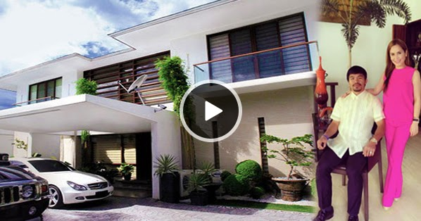 A tour inside Pacquiao Familys Forbes Park mansion MUST
