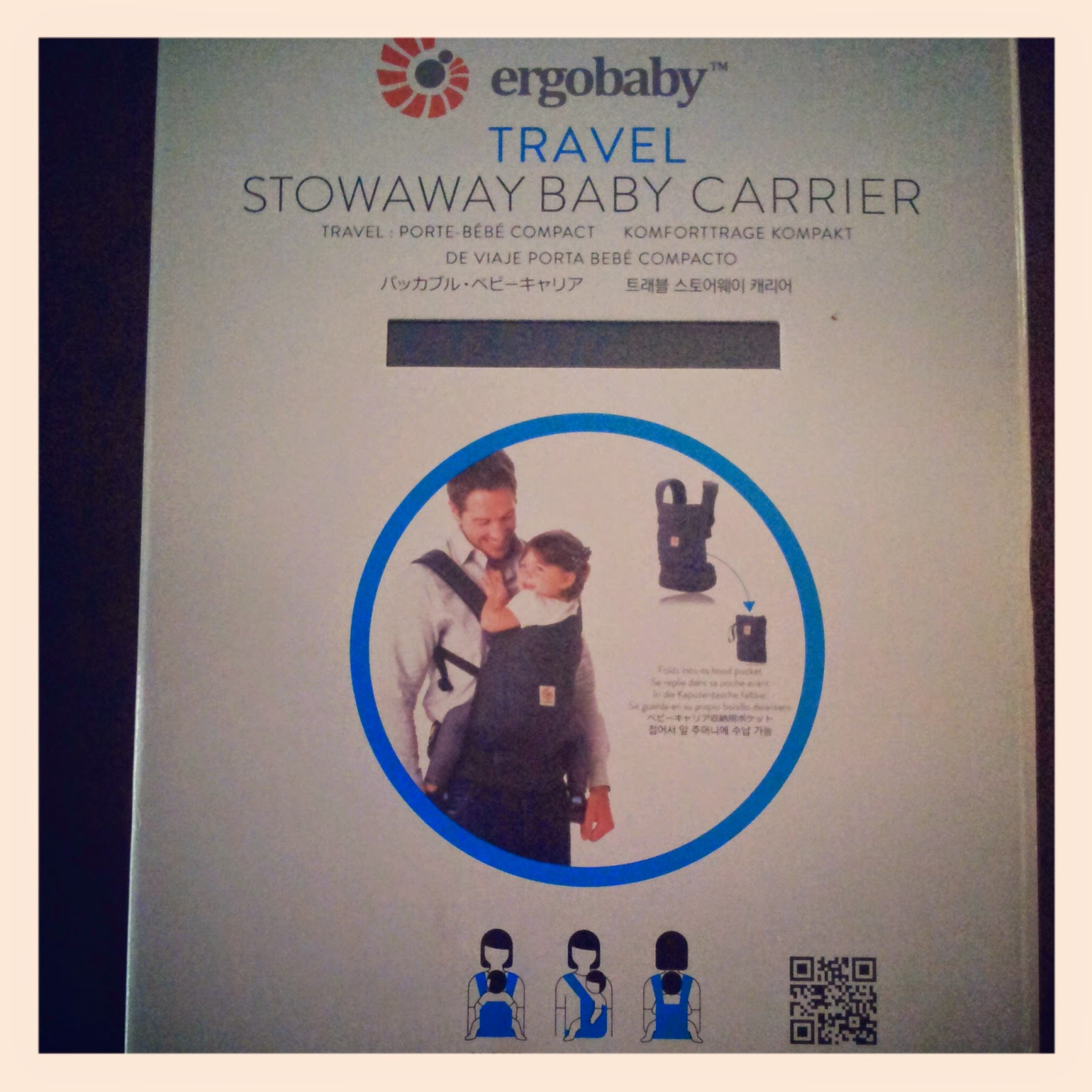 c9d0c6f1f7d Mum On The Move  Ergobaby Stowaway  The Baby Carrier For The Tropics