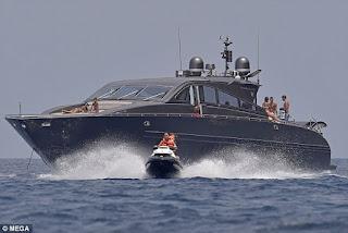 Christiano-Ronaldos-yacht