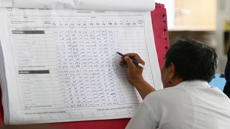 Lima Daerah di Kepri Tidak Dapat Gunakan Sistem Rekapitulasi Pilkada