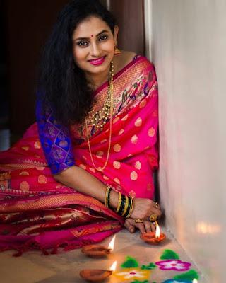 Pallavi Kedar Vaidya  (Indian Actress) Wiki,Bio,Age, Education, Awards, Family and Many More