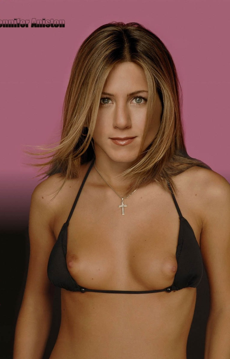 Jennifer Aniston Sexy Tits