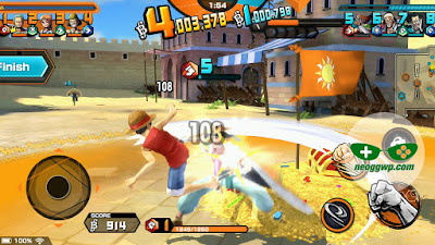 Download Game Android ONE PIECE Bounty Rush Mod Apk
