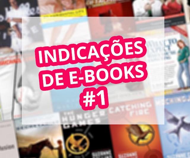 Indicação de E-books #1 - de R$0 até R$1,99!