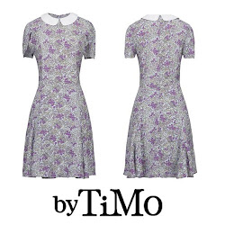 Princess Mette-Marit Style BY TI MO Dress