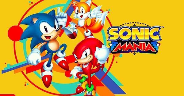 Spesifikasi Sonic Mania