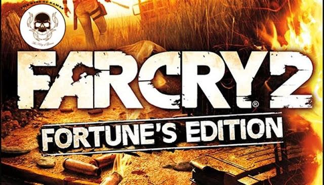 تحميل لعبة Far Cry 2 للكمبيوتر برابط واحد مباشر