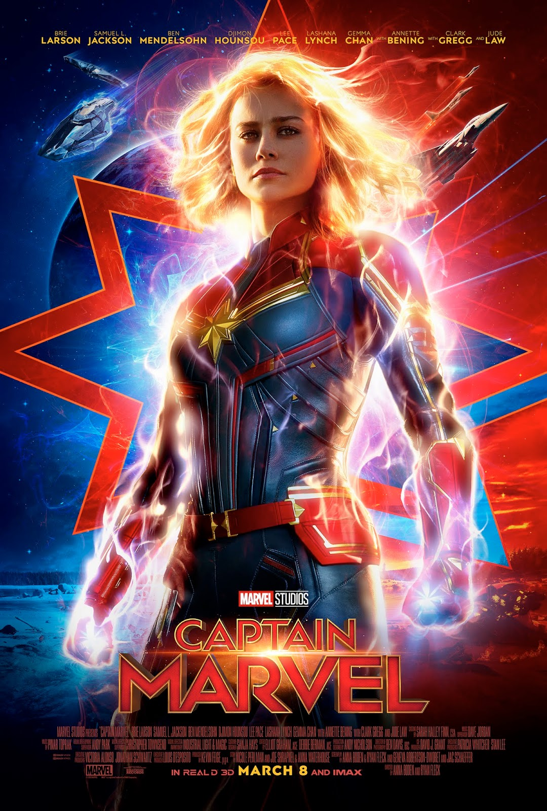 Once Upon a Twilight!: Trailer Just Released! - Marvel's #CaptainMarvel
