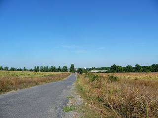 Браилов. Дорога в посёлок