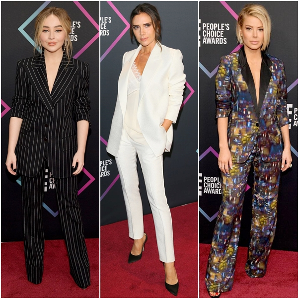 Looks do People's Choice Awards 2018