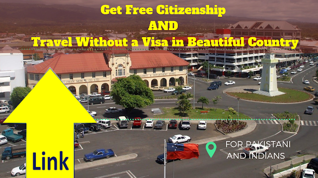Get Free Citizenship AND Travel Without a Visa in Beautiful Country