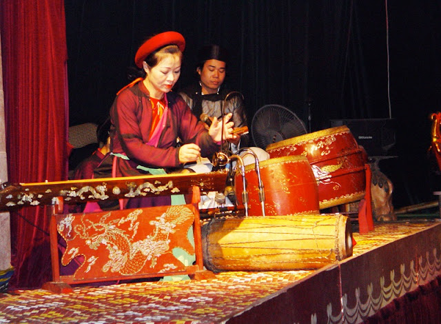 Water Puppet Show - Distinct Uniqueness Of Northern Vietnam Tour 2
