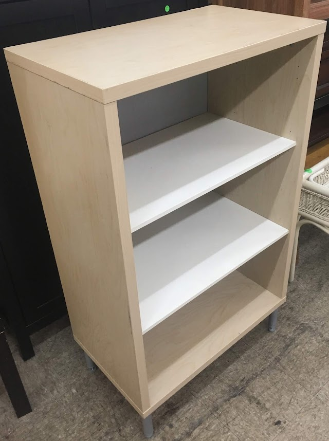 Bookcase on Legs - $40