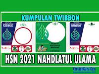 Twibbon Hari Santri Nasional 2021 Nahdlatul Ulama