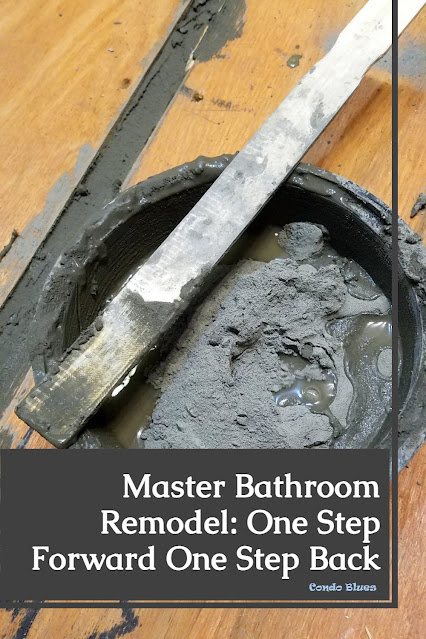 Bathroom remodel snags they don't tell you on TV