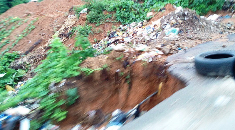 Govt attention needed as erosion chips away GRA, Ibadan