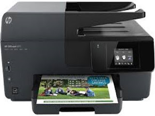 Picture HP Officejet 6815 Printer