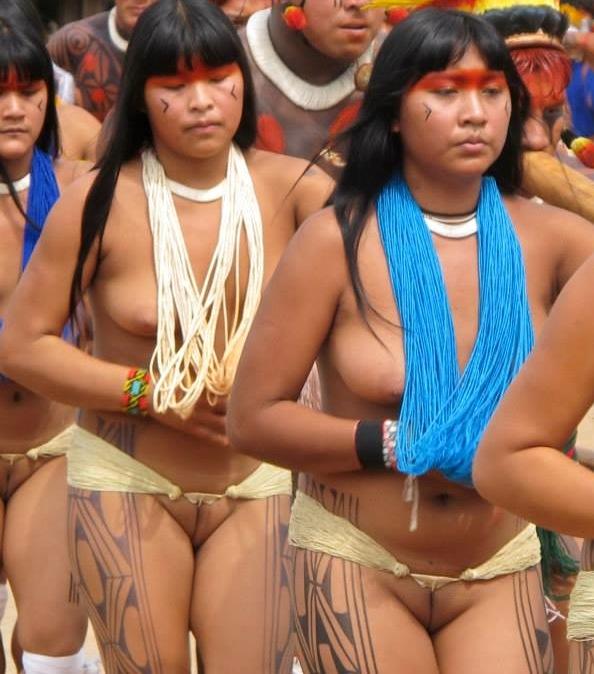 ethiopian tribe girls nude