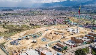 Mirador Illimaní de Ciudad Bolívar FEB20