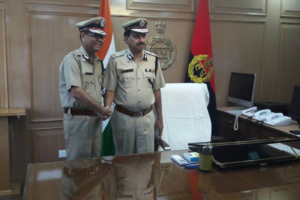 BS Sandhu is new Haryana DGP
