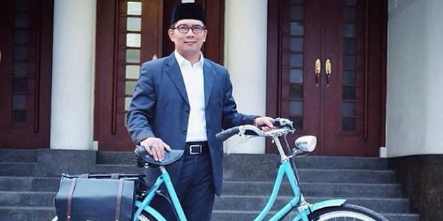 Ridwan Kamil: OGAH kalau cuma ditawari kursi Wagub DKI-1