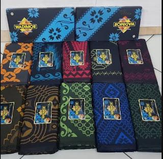 Sarung Wadimor Batik