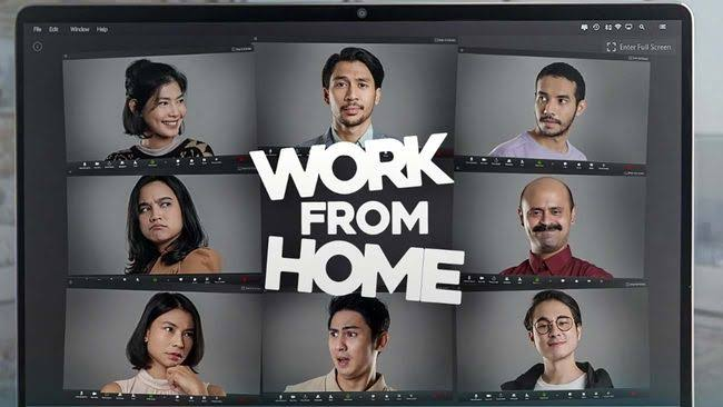 Work From Home (2020) WEBDL