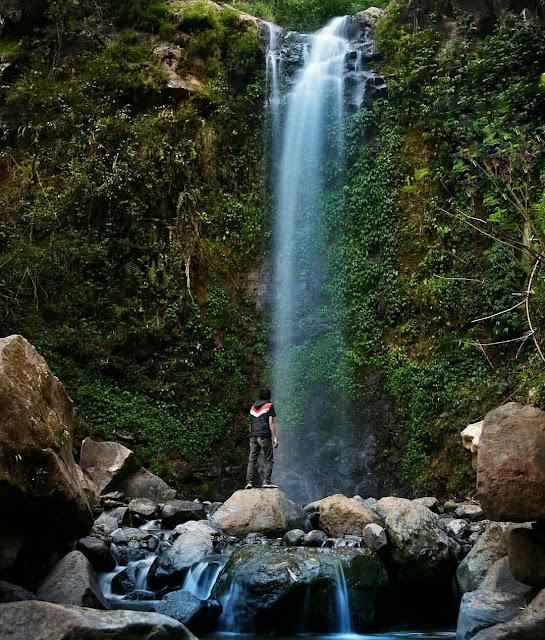 Tempat Wisata Air Terjun Terbaik di Magelang - Curug Delimas, Magelang
