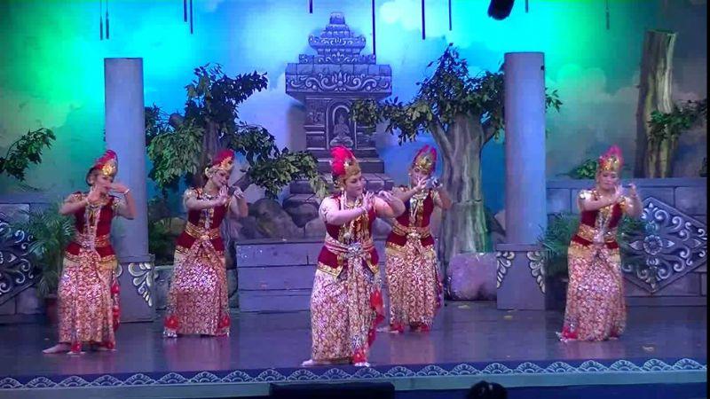Tari Golek Sulung Dayung, Tarian Tradisional Dari Yogyakarta