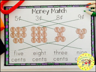 https://www.teacherspayteachers.com/Product/Money-Coin-Penny-Booklet-2741888