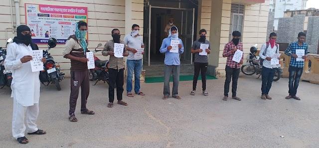 नवलगढ़ पुलिस ने लॉक डाउन व धारा 144 सीआरपीसी का उल्लंघन करने पर 10 को किया गिरफ्तार