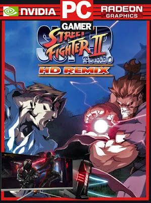 Super Street Fighter II: Turbo HD Remix (2008) PC Full Español [GoogleDrive] [MasterAnime]