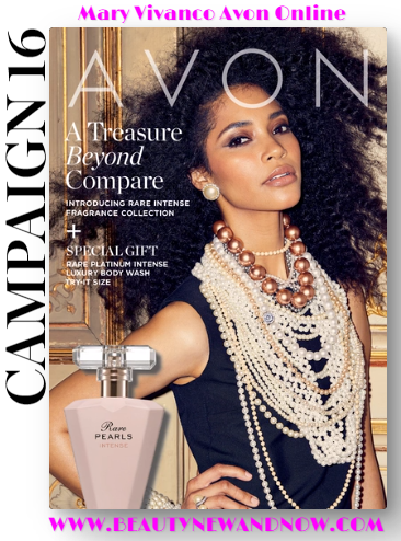 The Current/New AVON Digital brochure campaign 16 online