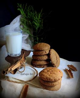 Healthy Ragi cookies