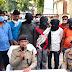 अपहृत बालक को पुलिस ने बरामद कर 5 अभियुक्तों को किया गिरफ्तार